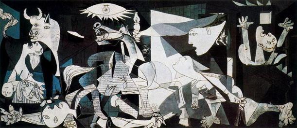 Pablo Picasso, Guernica, 1937