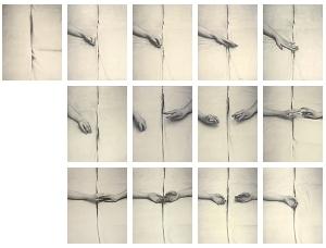 Rudolf Bonvie, Dialog, 13 Fotografie, 1973